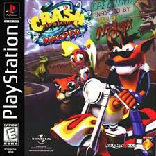 Crash Bandicoot 3: Warped (BR) [ Ps1 ]