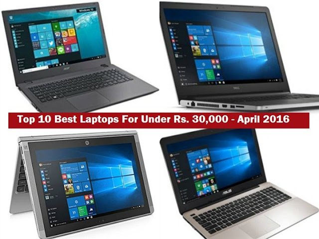top-10-Best-laptops-under-rs-30,000-april-india