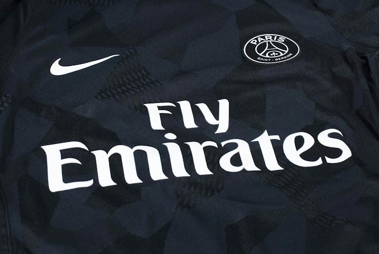 Paris Saint Germain 17 18 Third Kit Released Footy Headlines