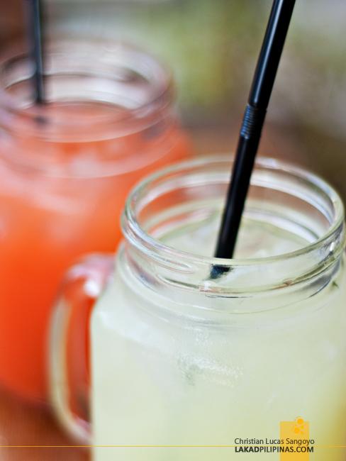 Massive Munchies Dumaguete Drinks
