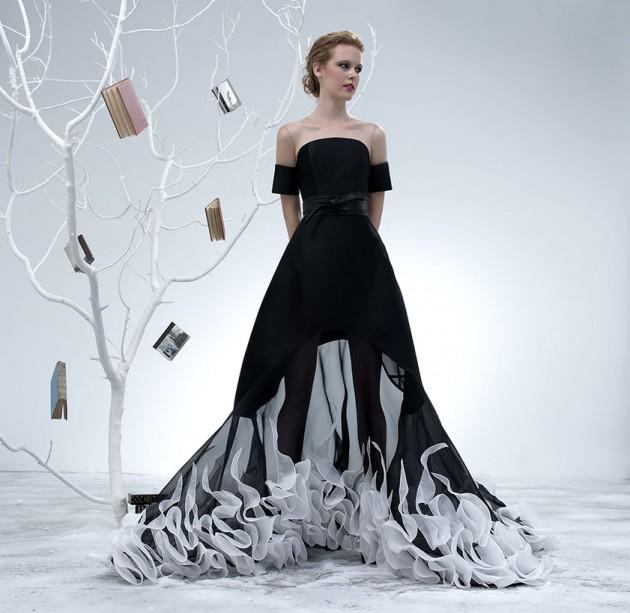 Divinos vestidos de moda | Colección Isabel Sanchis