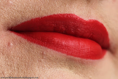 Bourjois Rouge Velvet The Lipstick 08 Rubi's cute