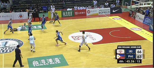Iran def. Ateneo, 70-63 (REPLAY VIDEO) Jones Cup 2018