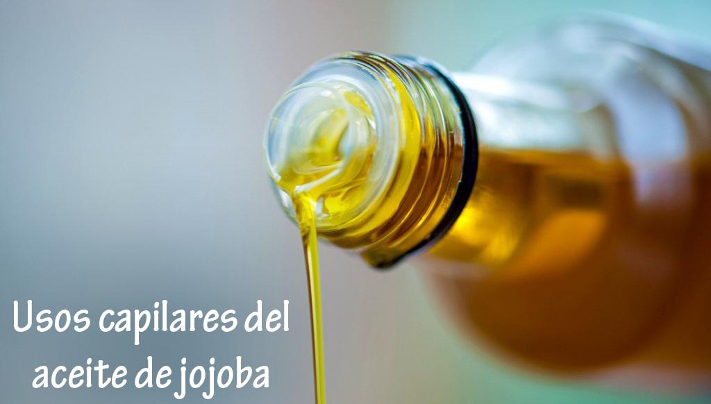 Usos capilares del aceite de jojoba