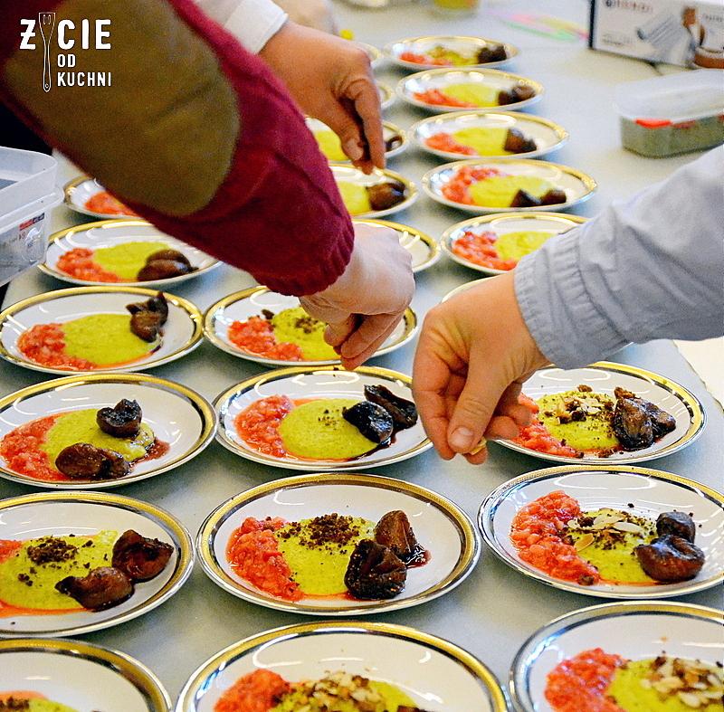 Muzeum Pałacu Króla Jana III w Wilanowie, jak smakuja emocje, warsztaty kulinarne, Maciej Nowicki, Copernicus festival, blog, zycie od kuchni