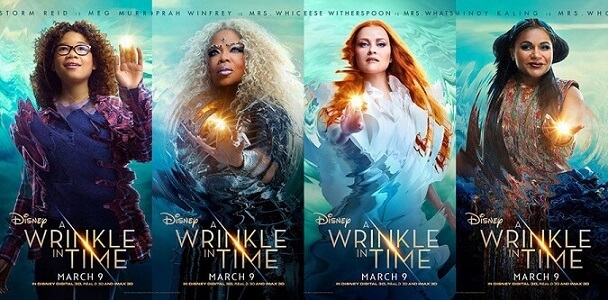 Cartelera de estrenos de cine en España 09/03/2018