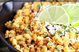 Delicious Tex-Mex Street Corn