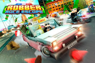 Robber Race Escape Mod Apk Unlimited Coins Free Download For Android