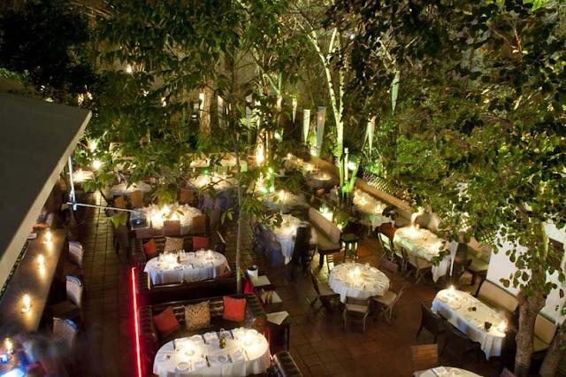 Como é o restaurante Baôli Vita em Miami