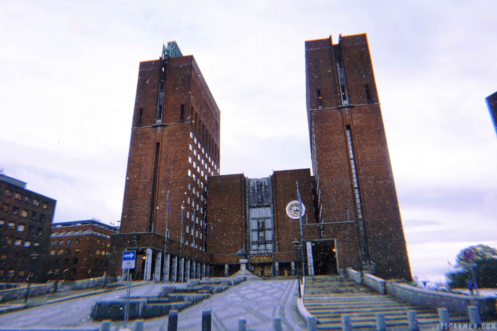 Oslo City Hall City Council