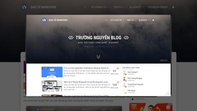 Tạo Lightbox trình chiều hình ảnh tuyệt đẹp cho Blogspot