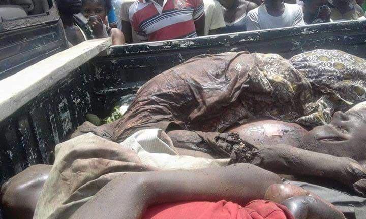 Graphic photos: Fulani herdsmen kill 6 in fresh Benue State attacks