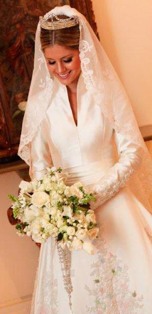 Terço para noivas, Lala blogueira