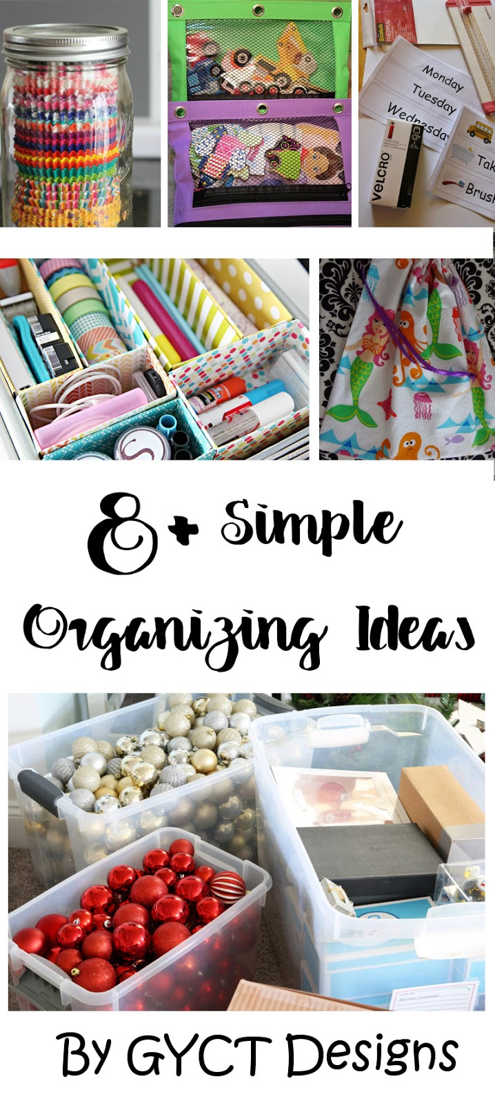 8+ Organizing Projects Round Up