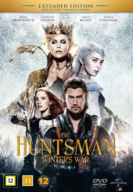 The Huntsman: Winter's War (2016) Dual Audio [Hindi-English] ESubs