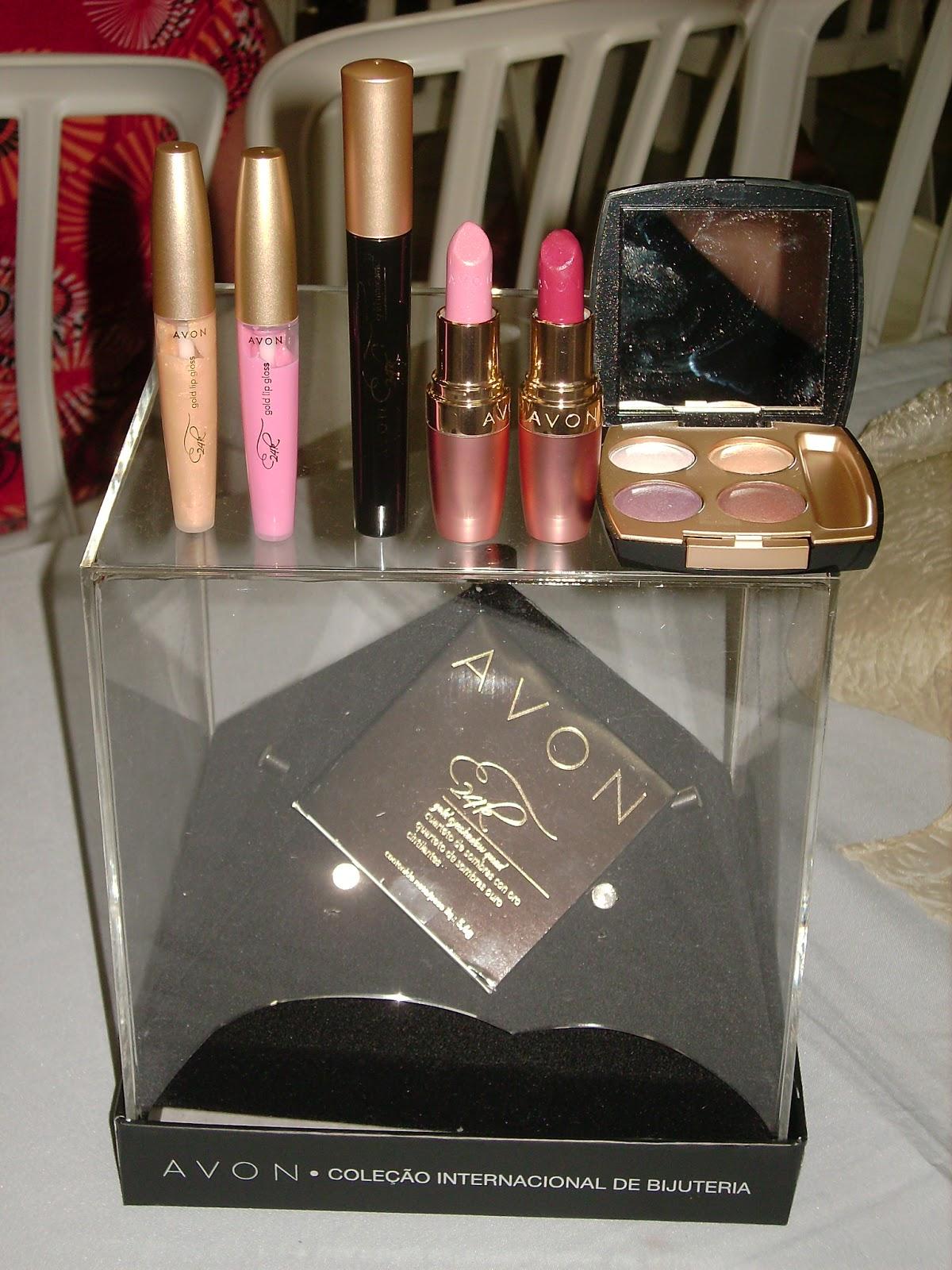 Cristina Avon SM: Avon Rose Gold 24K - Edição Limitada