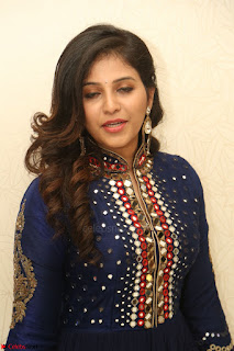 Anjali looks super cute at Chitrangada Pre Release Function March 2017 026.JPG