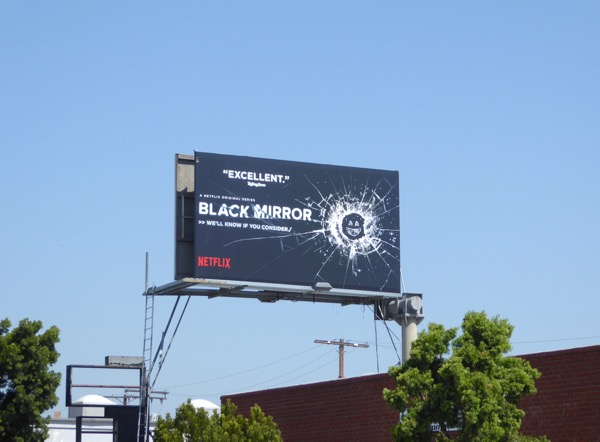 Black Mirror season 3 Emmy FYC billboar