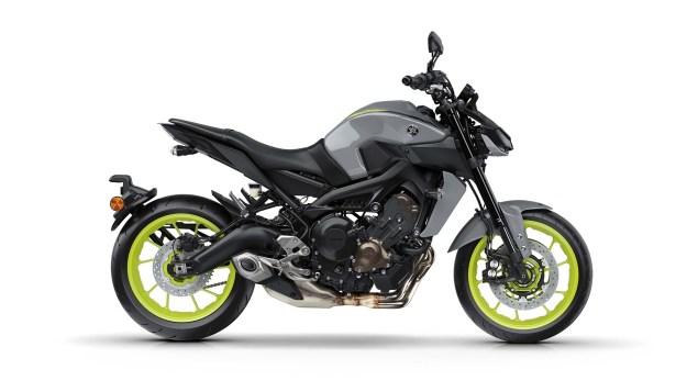 Yamaha MT-09 2017 Dengan Facelift Dan Spesifikasi Baru Lebih Hebat