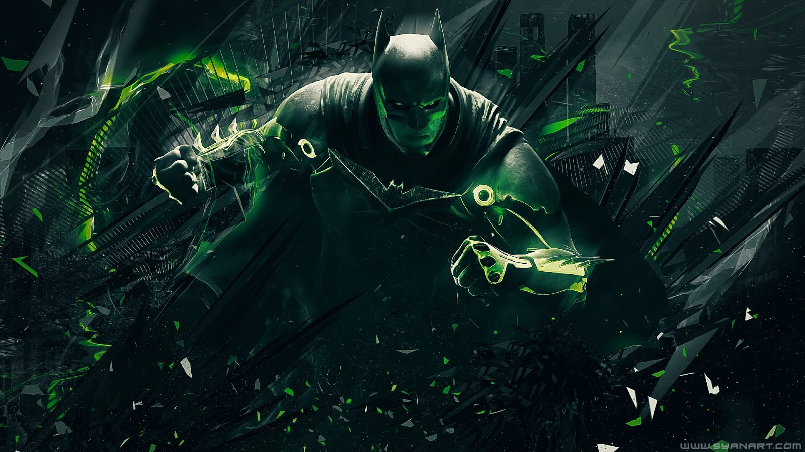 Download Injustice 2 Hd Wallpapers 1920x1080 Read Games