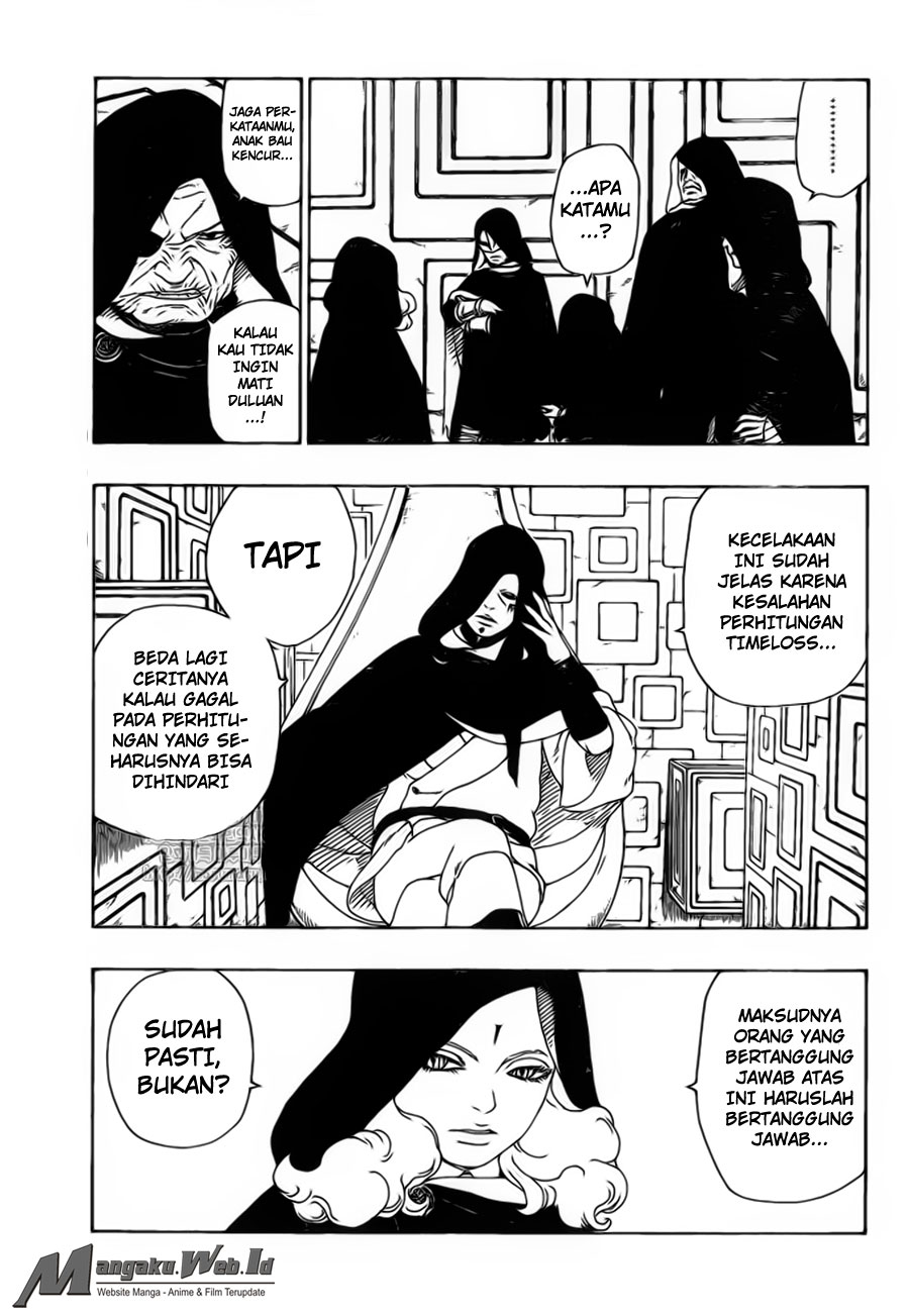 Boruto : Naruto Next Generation Chapter 16