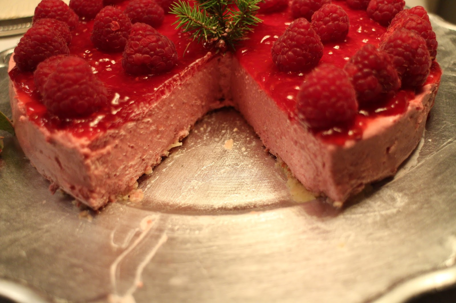 cheesecake-de-frambuesas-sin-horno, raspberry-cheesecake