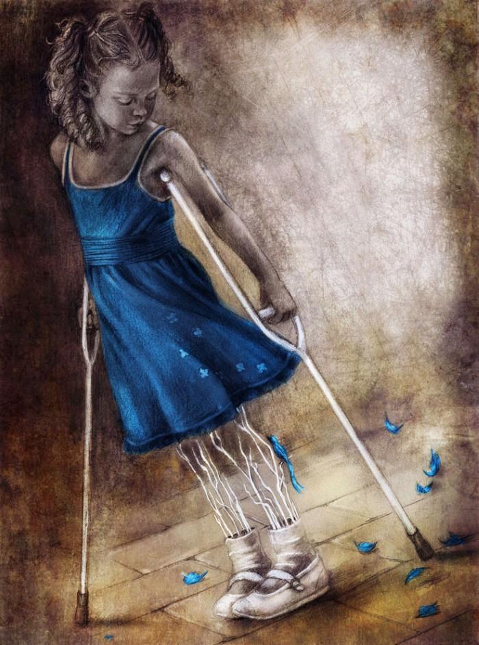 Мир сказок. Beatriz Martin Vidal 9
