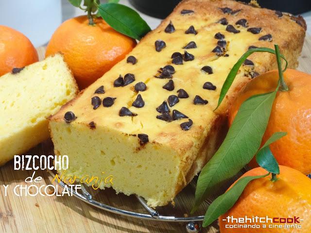 receta-de-bizcocho-de-naranja-y-chocolate