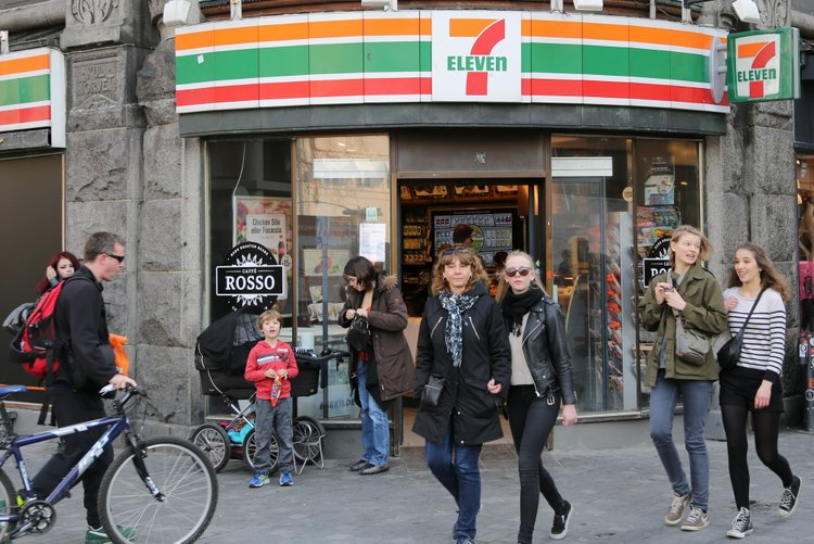 7 eleven entry in germany 7 eleven entry in germany 6402 words | 26 pages 7-eleven: a multinational by: eveline m koster rijksuniversiteit groningen.