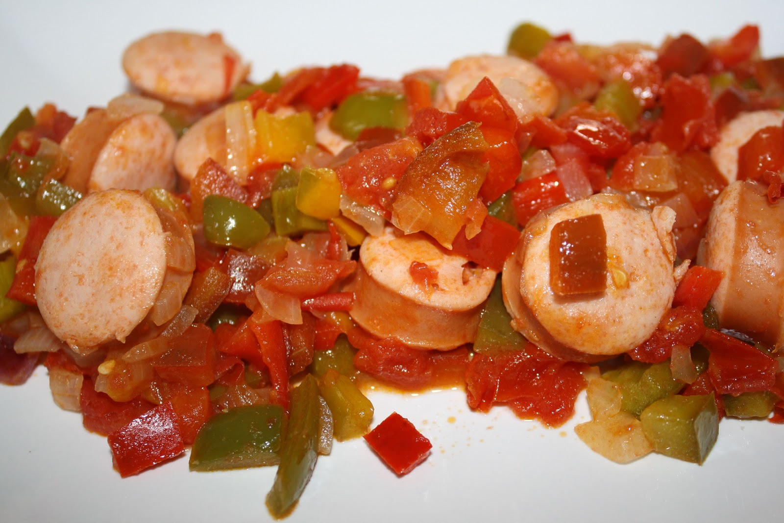 La cuciniera moderna ricetta wurstel in padella for Cucinare wurstel