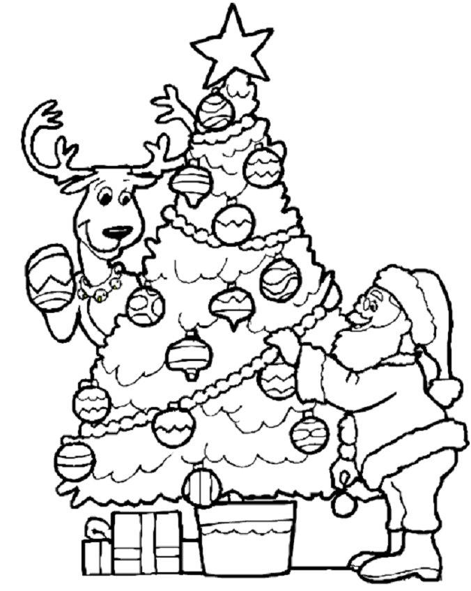La classe dei balocchi: Disegni natalizi