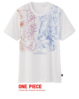 UNIQLO limited edition UT One-Piece Collection