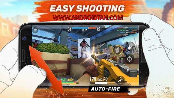 Guns of Boom Mod Apk Mod Anti Ban