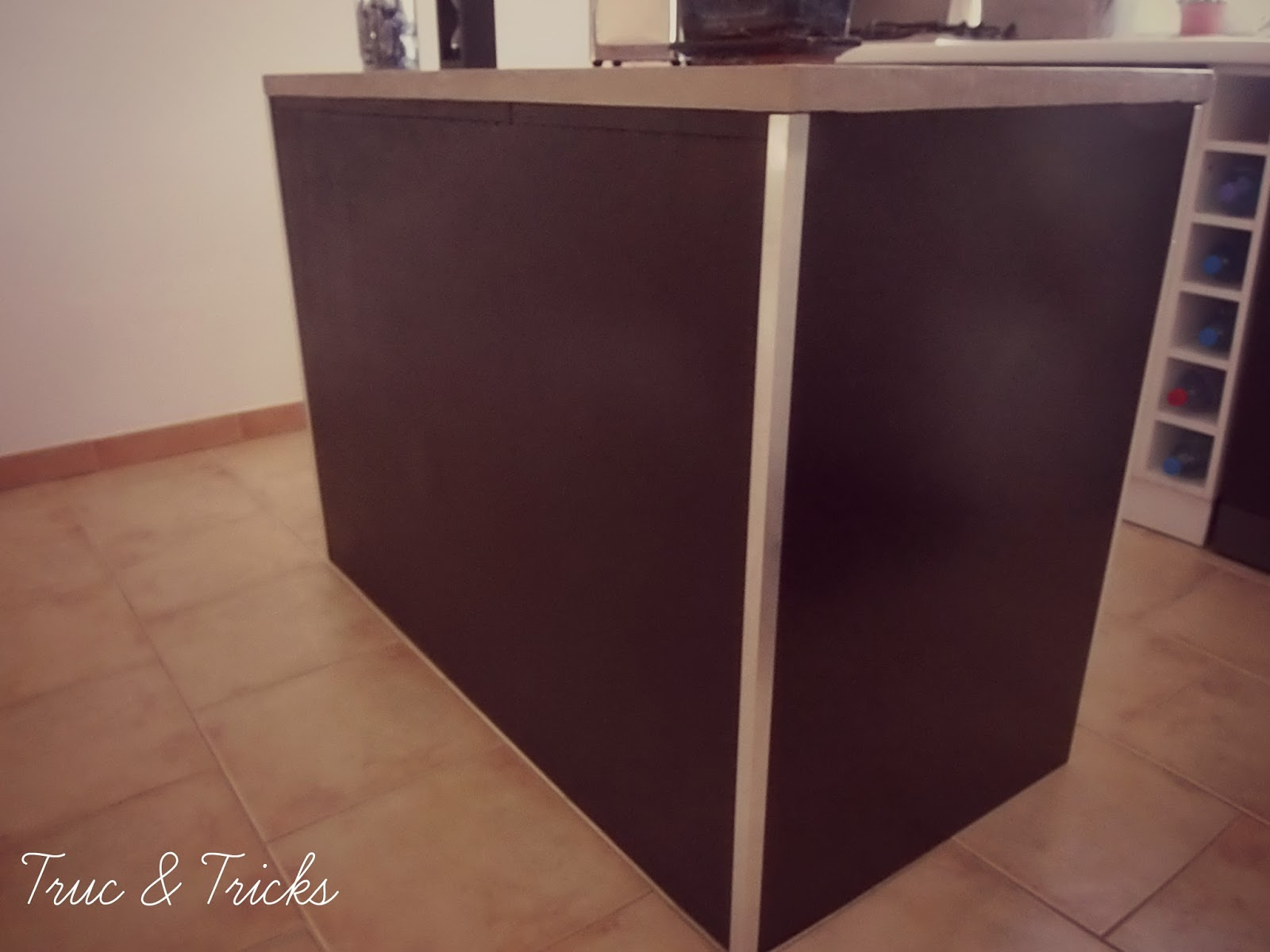 diy fabriquer un lot de cuisine truc tricks. Black Bedroom Furniture Sets. Home Design Ideas