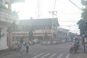 Traffic Light Di Ibukota Benteng Tidak Berfungsi, Hati-Hati Bagi Pengendara