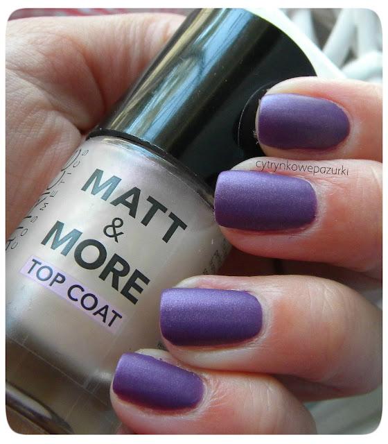 Catrice Matt&More Top Coat