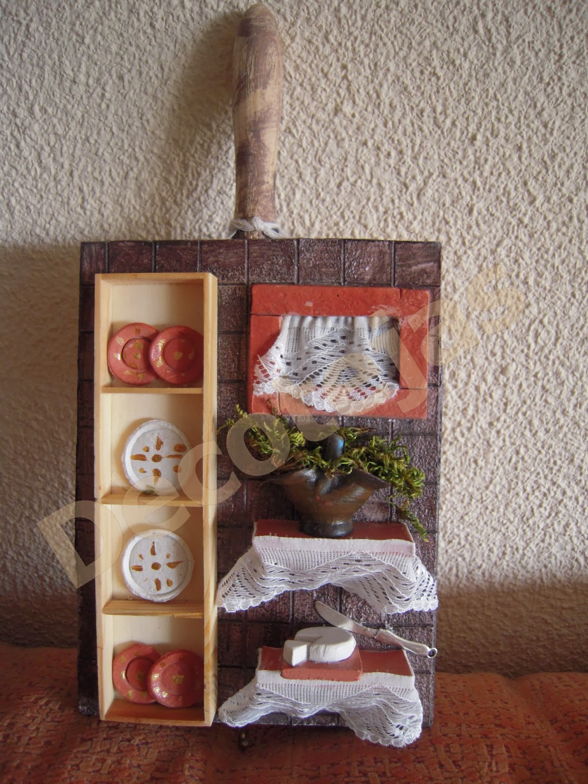 Las Tejas de Dina: TABLAS DE COCINA