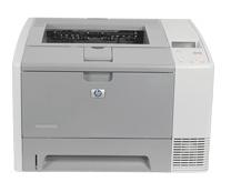 HP LaserJet P3005 image