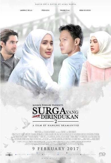 Surga Yang Tak Dirindukan 2 (2017) Malaysub HDTV MASTER 1080p