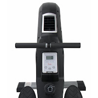 LCD digital display & resistance turn-knob on Sunny Health & Fitness SF-RW5623 Rower