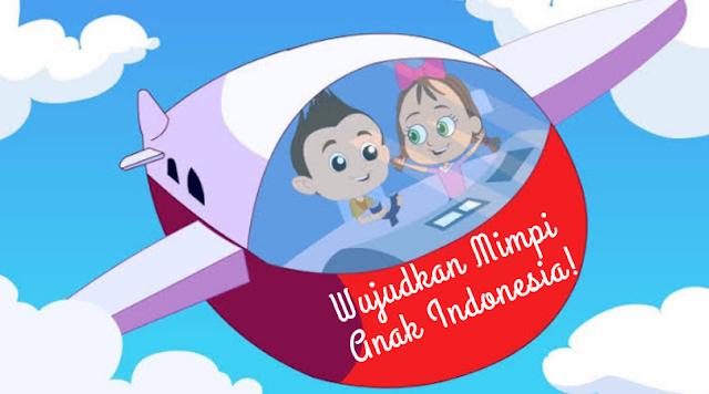 mimpi anak indonesia