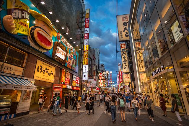 Osaka :: Canon EOS5D MkIII | ISO800 | Canon 17-40@17mm | f/4.0 | 1/250s