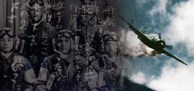 Pilot Kamikaze Jepang