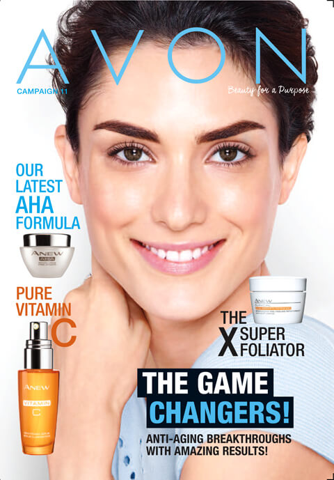 Avon Campaign 11 Good Through 5/13/16