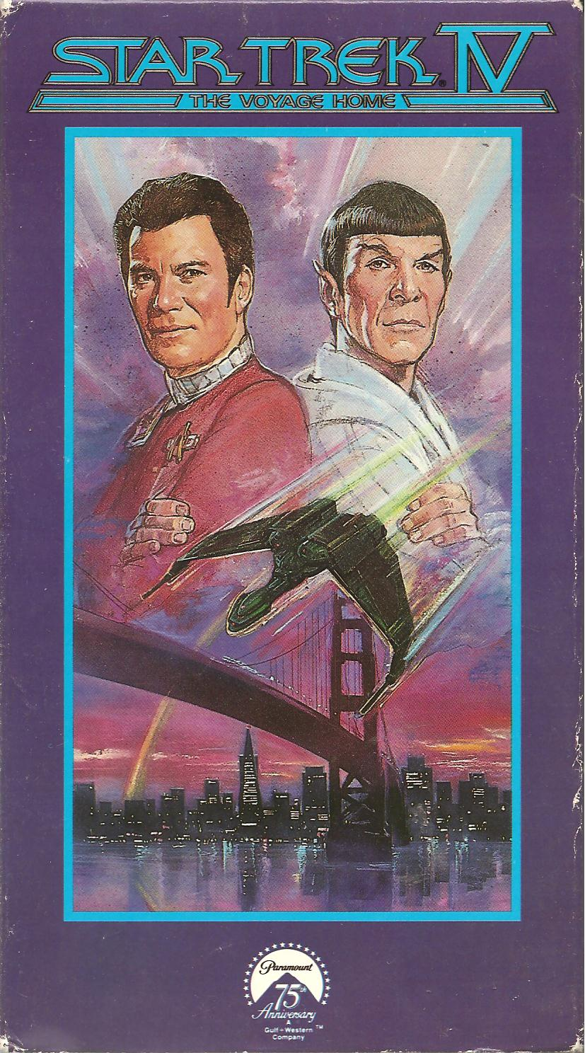Schuster at the Movies: Star Trek IV: The Voyage Home (1986)