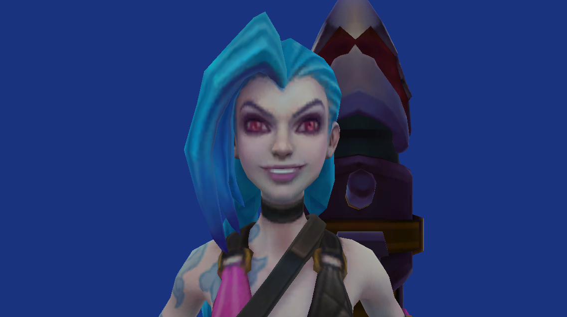 Surrender at 20: 10/1 PBE Update: Jinx Model update