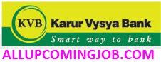 Karuru Vysya Bank Recruitment Online Form 2016