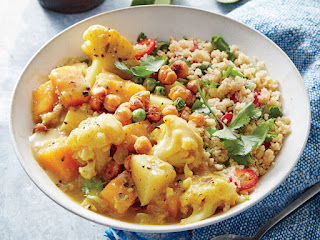 Butternut-Cauliflower-Coconut Curry