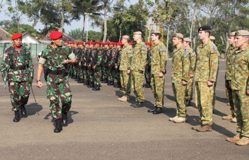 Tentara Negara Asing Yang Pernah dilatih Pasukan Elit TNI