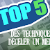 Le Top 5 des techniques pour déceler un mensonge